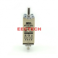 Fuse RS30C, RT16-00C (NH00C) 690V / 50A gG (1box=10pcs)