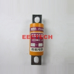 RS95F 660V / 160A Round Pipe Bolt Fast Fuse (1box=5pcs)