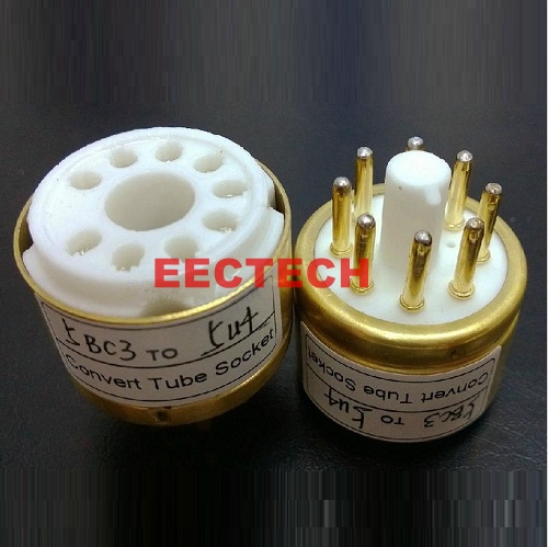 5BC3 to 5U4G Tube Conversion Block (1 box=2 pcs)