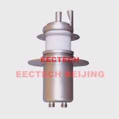 Power triode ITK15-2, electron tube for industrial radio frequency heating