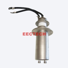 Water-cooled triode ITK3-1 high frequency heating pulse tube