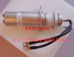 Power triode ITK5-1, electron tube for industrial radio frequency heating