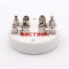 GZC4-2B electron tube socket, socket ceramic four feet, suitable for 304TL, 304TH electron tube