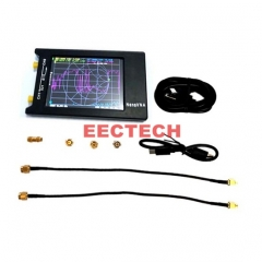 2020 Latest 4 inch LCD Display 10KHz~1.5MHz NanoVNA-H4 HF VHF UHF Vector Network Analyzer Antenna Analyzer RF Demo Kit