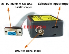 Oscilloscope Differential Isolation Module IDM01, Voltage Protection