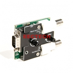 Signal Generator Module S02, 1-channel, 13MHz. Compatible with LOTO Oscilloscope OSC482