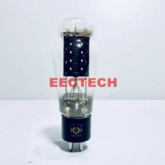 WE 2A3 tube, engraved RCA single screen 2A3 tube