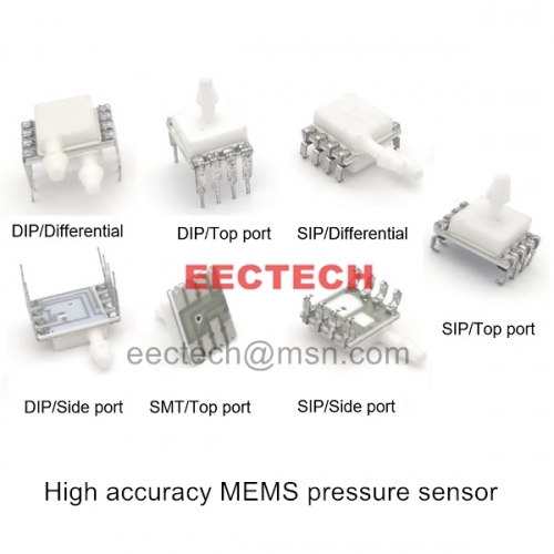 High accuracy MEMS pressure sensor P2101