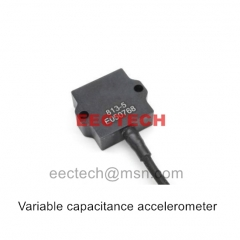 Variable capacitance accelerometer,813 accelerometer