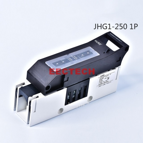 JHG1-250 1P fuse isolation switch,AC400/690V-250/200A