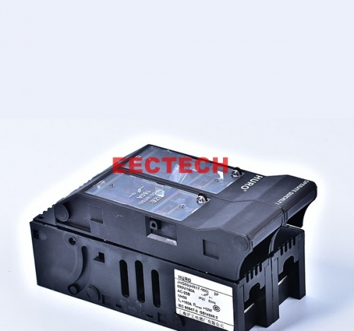 JHG00-160 2P fuse isolation switch,AC400/690V-160/100A