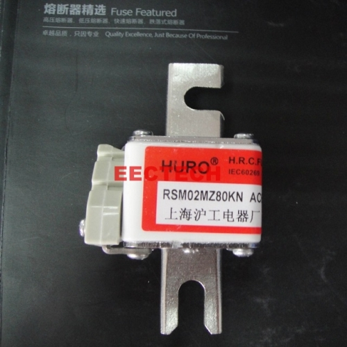 MZ type filler square insert cutter bus type fast fuse,RSM02MZ80 AC690/700V(200-900A),RSM02MZ80 fast fuse