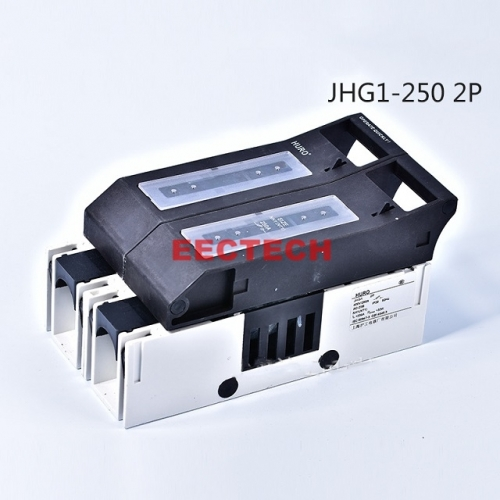 JHG1-250 2P fuse isolation switch,AC400/690V-250/200A