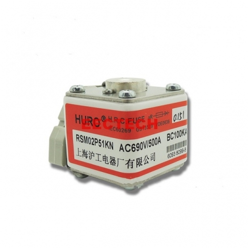 P-type square plate type fast fuse with filler,RSM02P51KN AC690/700 (200-900A),RSM02P51KN fast fuse