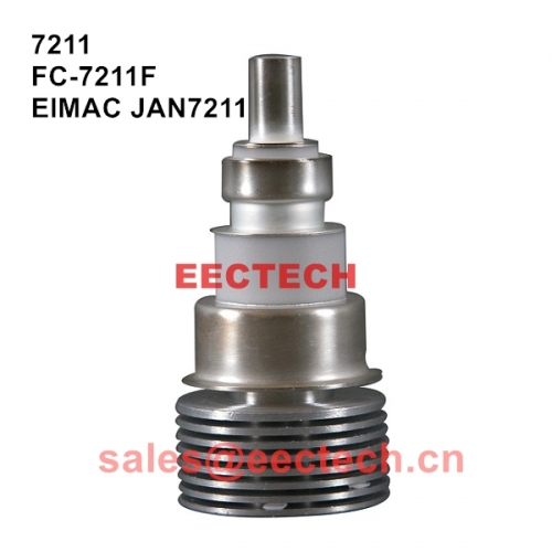 FC-7211F cross to EIMAC JAN7211 Power tube Planar triode 7211