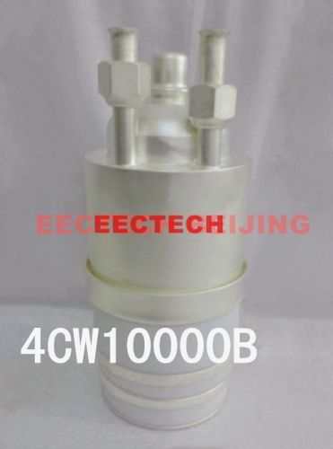 4CW10000B Electron tube,Water-cooled tetrode for RF linear amplifier