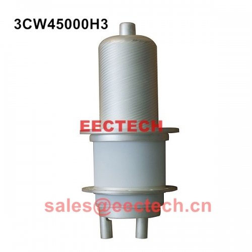 3CW45000H3 Power Triode  for industrial high frequency heating, RF equipment