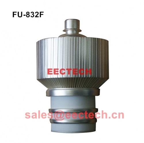 FU-832F,FU-832FA vacuum tube,high-frequency oscillator heating emission amplifier tube