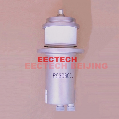 RS3060CJ High-power water-cooled tube,for industrial RF heating