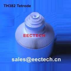 TH382 type high power cermet tetrode