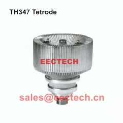 TH347 type high power cermet tetrode