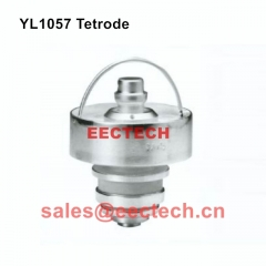 YL1057 Forced Air-cooled Coaxial Cermet Tetrode,for VHF TV and FM transmitter as power amplifier