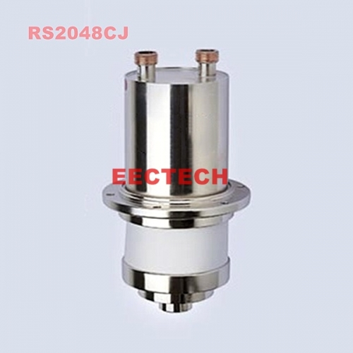 RS2048CJ, RS2048CJC, Metal Ceramic power tube,oscillator triode tube valve