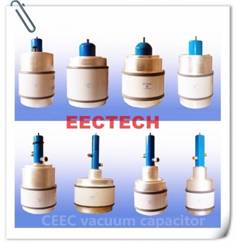 CKTB650/3/64 variable vacuum capacitor, equivalent to CV05C-650NB,CMV1-650