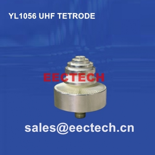 YL1056, YL-1056 UHF TETRODE for industrial applications CHINA vacuum tube