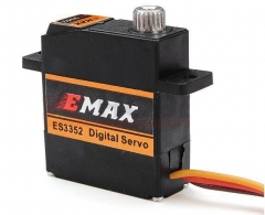 EMAX ES3352 12.4g Mini Metal Gear Digital Servo for RC Helicopter