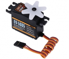 EMAX ES3005 Analog Metal Gear Waterproof Servo with Gears 43g servo 13KG torque