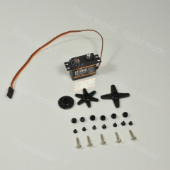 EMAX ES9258 RC Metal Gear Digital Servo 27g/ 3kg/ .05 sec for 450 Helicopters Rotor Tail