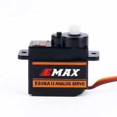 EMAX ES08AII Mini Plastic Gear Analog Servo High Efficiency Big Stall Torque