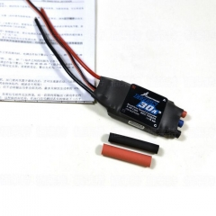 Hobbywing FLYFUN 2-4S 30A Electronic Brushless Speed Controller ESC For Airplane Helicopter