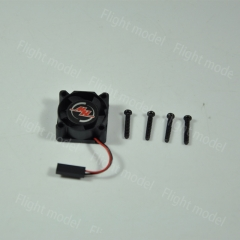 Quicrun RC Model Car Use Brushless ESC Electric Speed Controller Cooling Fan 5V 14000RPM 2510SH 25*25*10mm