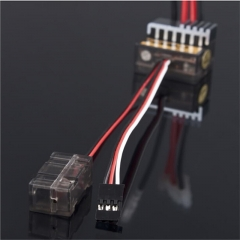 320A Brushed Brush Speed Controller ESC/w Reverse for RC Car Truck Boat 1/8 1/10