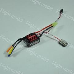 Hobbywing QuicRun-WP-16BL30 30A Sensorless Brushless Speed Controllers ESC for 1/16 1/18 RC Car