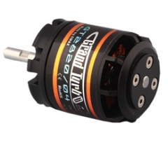 RC Model Parts GT2815 Brushless Motor KV1280 Outrunner GT Series GT2815/06 5mm Shaft 2-3s for Aircraft Electric Vehicle