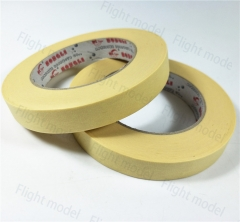 1 Roll 15mm Width White Masking Tape For RC model DIY