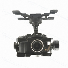 3 axis brushless Gimbal For GH3 GH4 GH5 Special edition Integrated HDMI To AV+Remote shutter