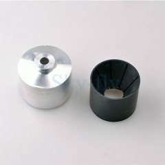 CNC Aluminum Starter Cone Cap OD79mm*ID72mm For 80CC-250CC Terminator Starter RC Airplane parts