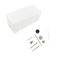 1 Set 90/180/260/350/380/450cc/ml Strong Plastic Fuel Tank with Full Fittings For RC Nitro/Methanol Airplane