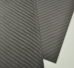 2.0mm Thickness Carbon Fiber Plate with 3K Plain Weave Matte