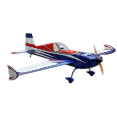 Extra-330SC 93inch/2326mm 3D Aerobatic Gasoline 60CC Sport Scale RC airplane ARF  Blue Sliver