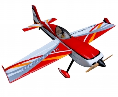 Slick 64inch/1627mm 20cc Gasoline / Electric Balsa Wood ARF Plane