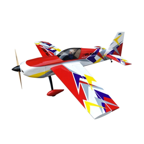 Slick 70inch/1778mm 70E Balsa wood  Electric 3D RC Airplane Fixed -Wing Aircraft