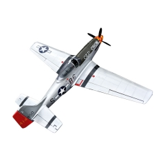 P-51 Old Crow Mustang 68inch 20CC Electric/Gasoline ARF