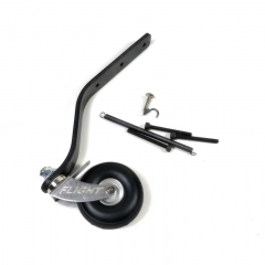 Carbon Fiber Tail Wheel A2 for 50-60CC Gas Airplane - US Stock