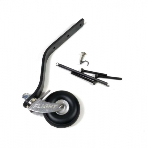 Carbon Fiber Tail Wheel A2 for 50-60CC Gas Airplane