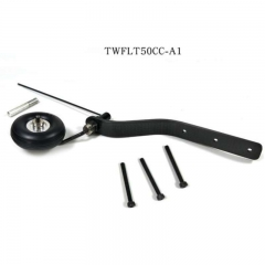 Carbon Fiber Tail Wheel Kit A1 For 50-60CC Airplane  - US Stock